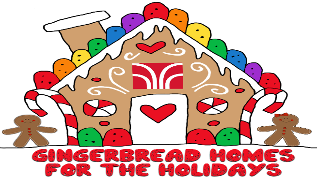 TPAC Needs Your Help To Build Gingerbread Houses