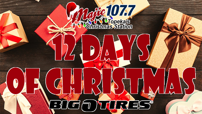 Win Big This Christmas With Majic 107.7!