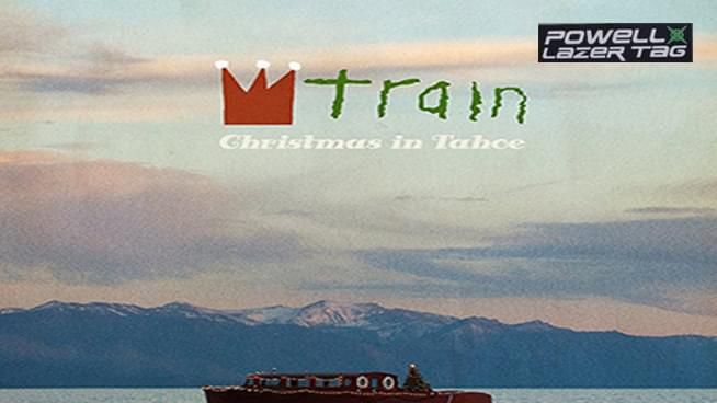 """""""Christmas In Tahoe"""" With Train"""