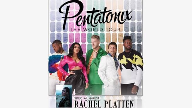 Pentatonix Tour Coming to Starlight Theatre