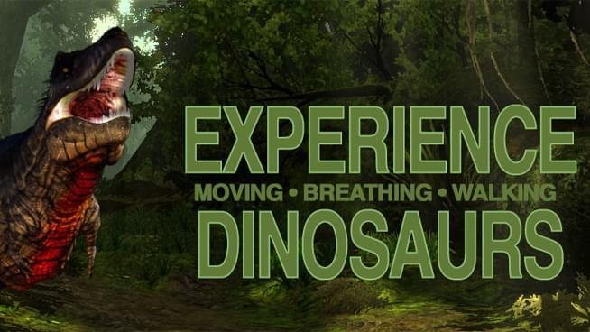 Jurassic Adventure In Topeka!