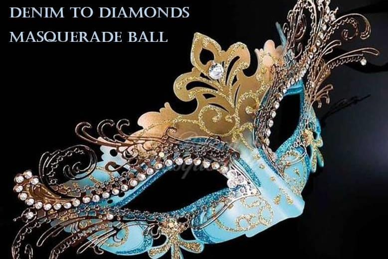 Masquerade Ball Fundraiser in Topeka This Weekend