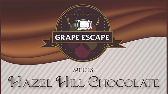Grape Escape RESCHEDULED