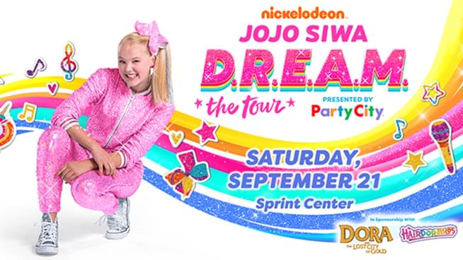 JoJo Siwa Coming to Sprint Center