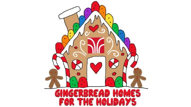 Gingerbread Homes For The Holidays
