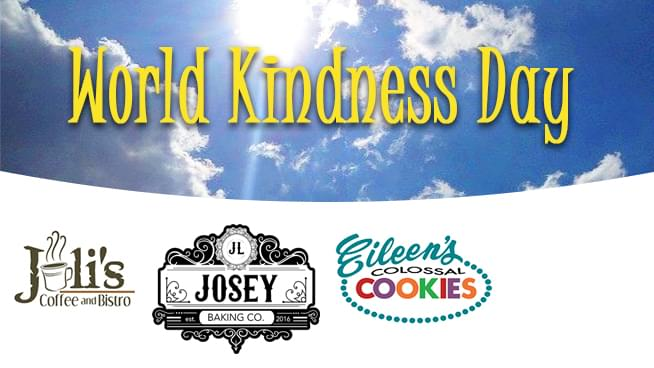 World Kindness Day- November 13th
