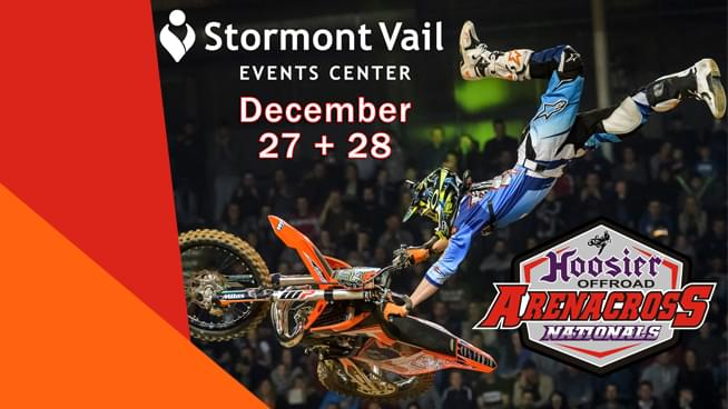 Arenacross Tickets for YOU