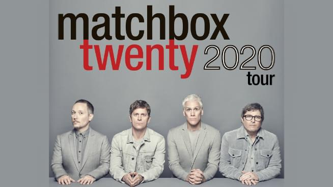 Matchbox Twenty Coming To Starlight Theater September 6th