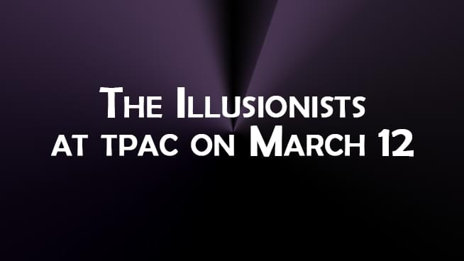 """Wanna Play a """"Majic"""" Game? – Win tickets to see The Illusionists"""