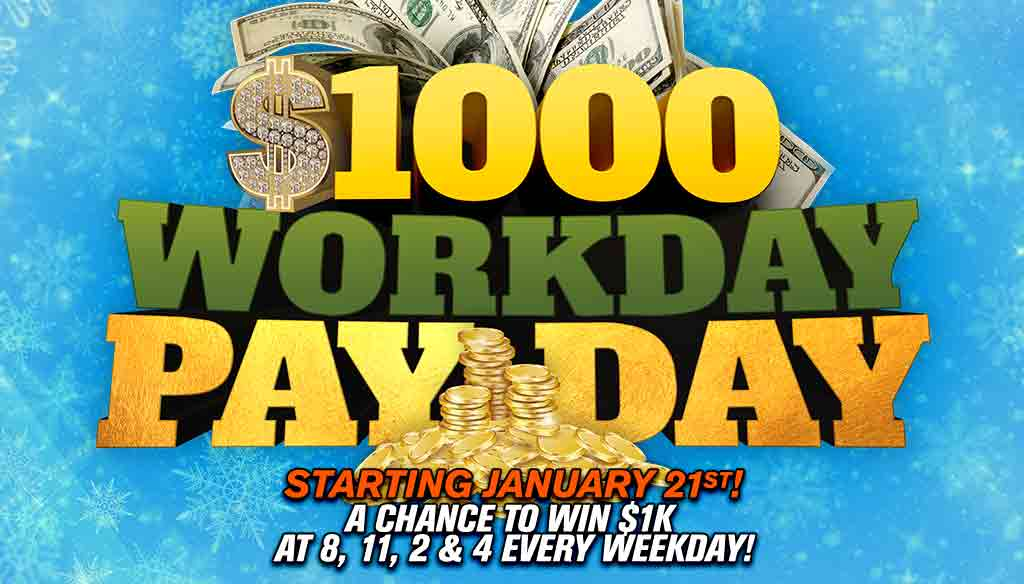 Winter Collective Workday Payday