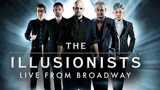 The Illusionists at TPAC