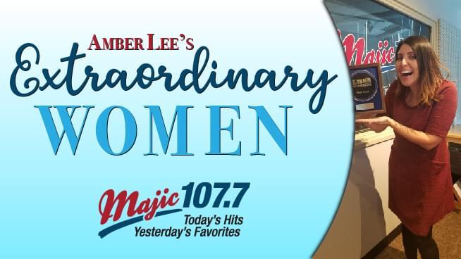 Amber Lee's Extraordinary Women – Nominate