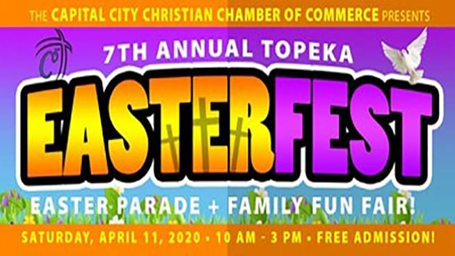 Topeka EasterFest 2020 {Postponed}