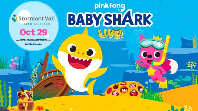 Baby Shark LIVE! (New Date)