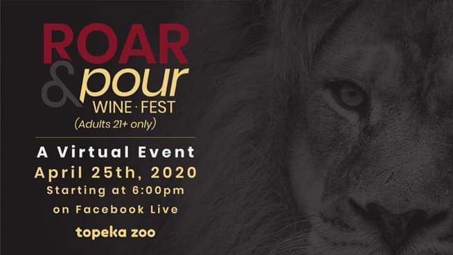 Roar & Pour – Virtual Event