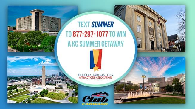 Win a Kansas City Summer Getaway Package!