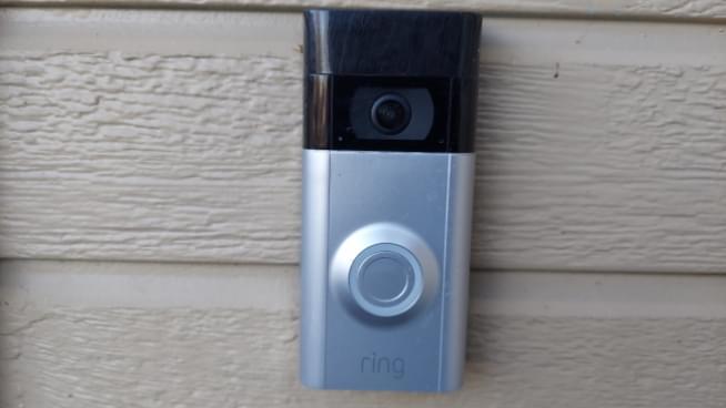 Ring Recalls 350,000 Smart Doorbells Because Of Possible Fire Hazard