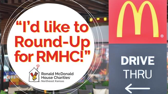 Round-Up For RMHC!