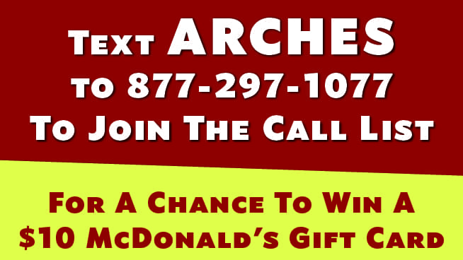 Win $10 to McDonald's