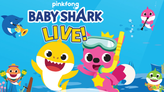 Baby Shark Live! Coming To Topeka