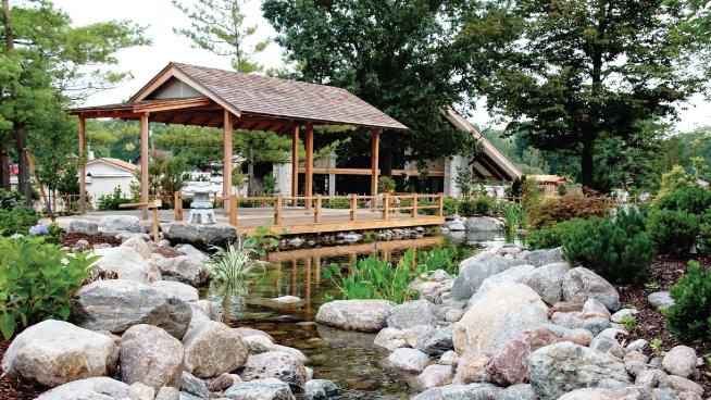 Topeka Zoo – Yoga In The Garden