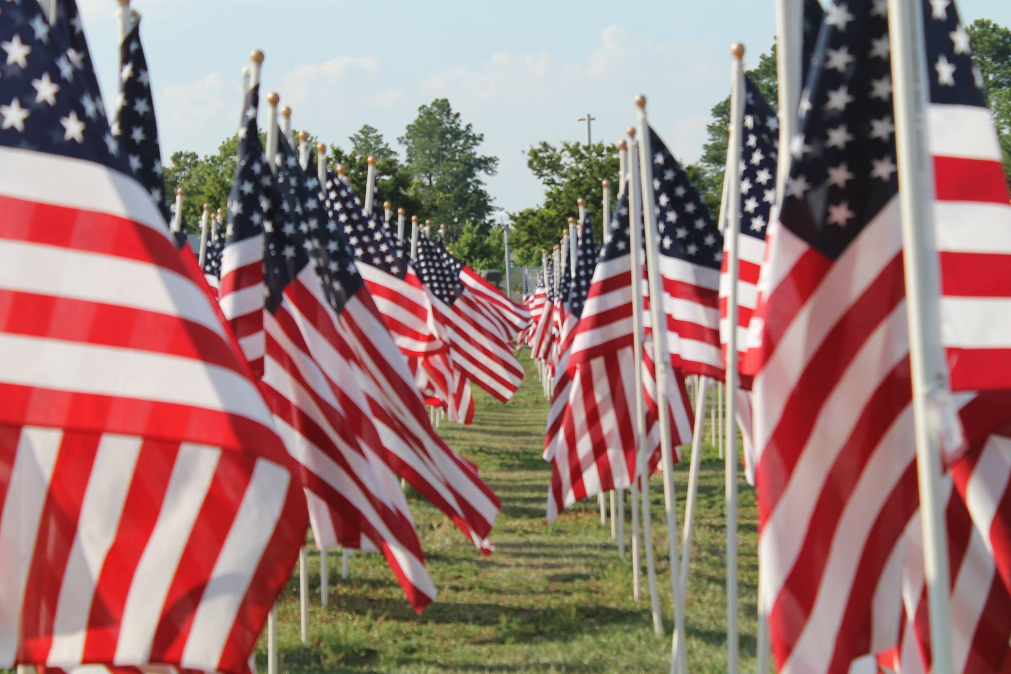 Free Car Washes for Veterans & Active Military on July 4th