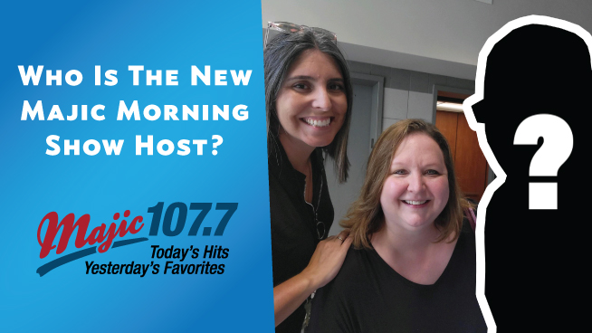Someone New Joins Majic 107.7