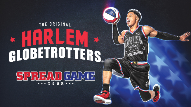 Harlem Globetrotters Are Coming To Topeka