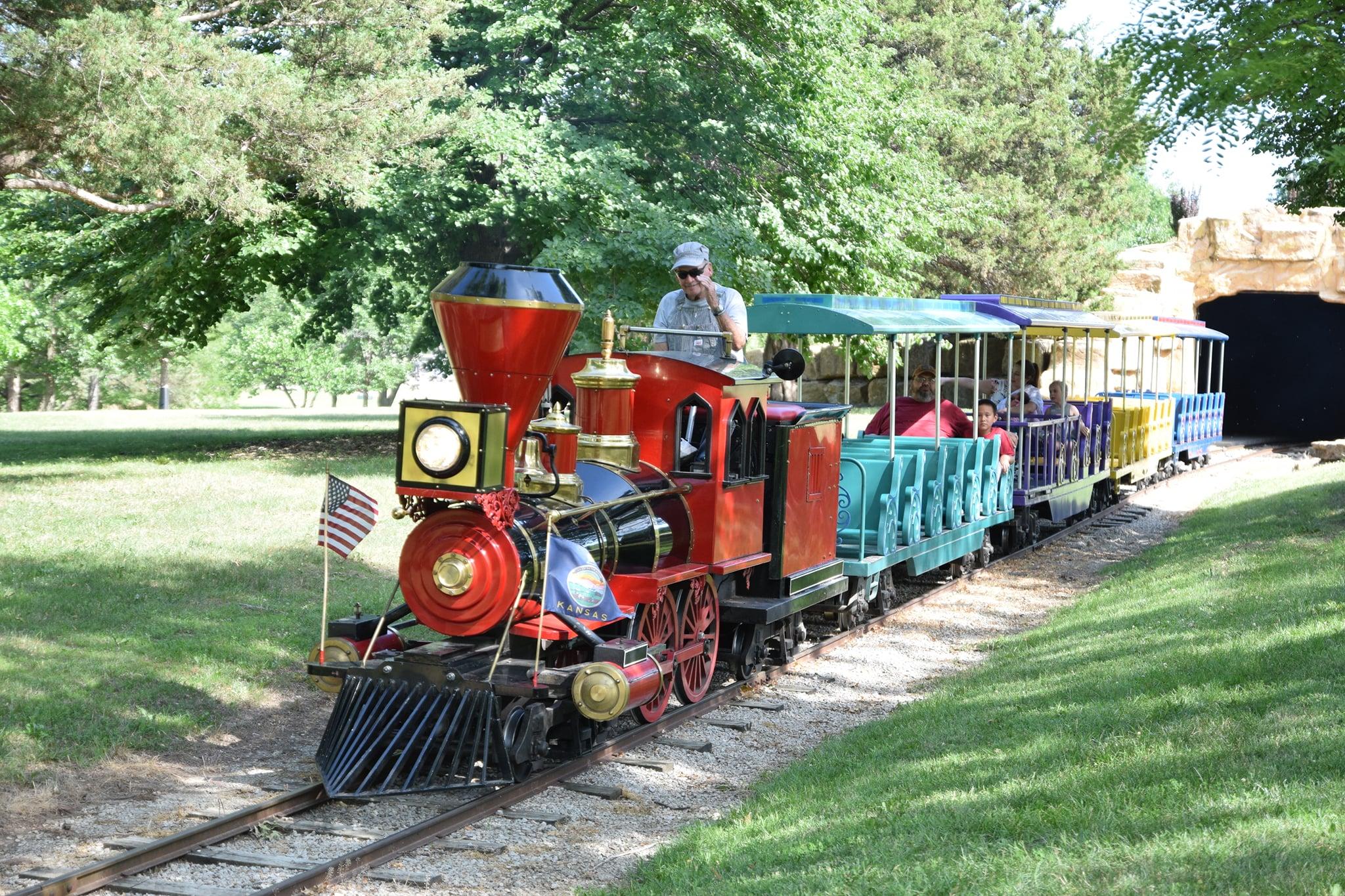 $1 Train Rides @ Gage Park