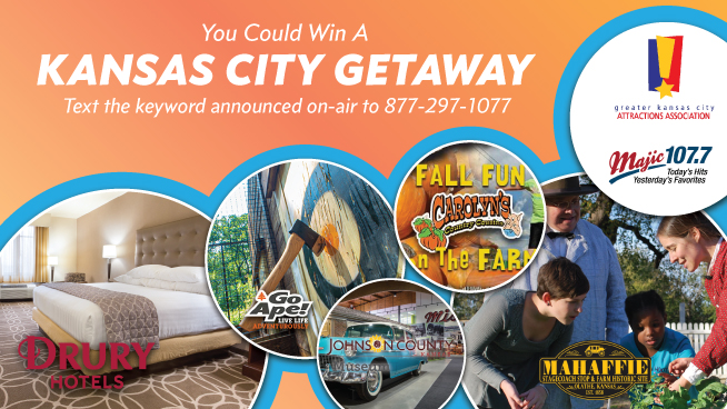 You Could Win A Kansas City Getaway Package