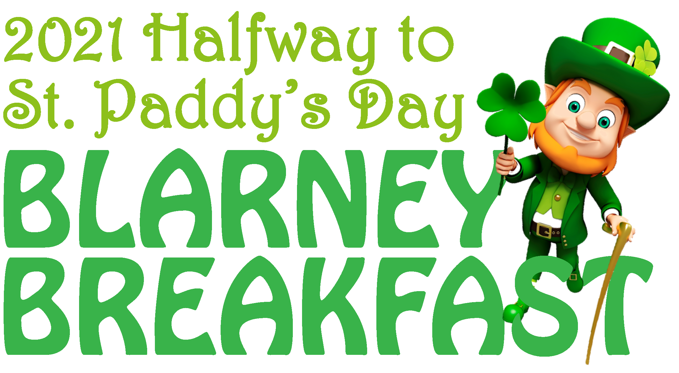 Topeka is Celebrating Halfway to St. Paddy's Day