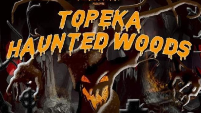Have A Scary Good Time With This Sweet Deal From Topeka's Haunted Woods