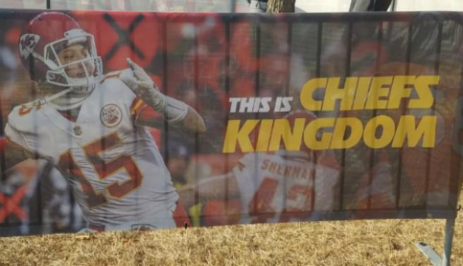 Kansas City Chiefs Training Camp is Open