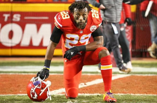 Eric Berry: Gone