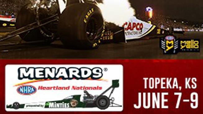 Win NHRA Heartland Nationals Tickets