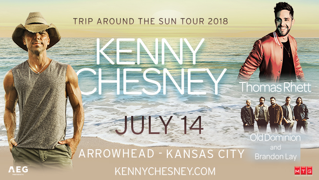 Kenny's Coming Back to Arrowhead