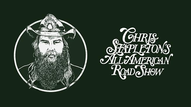 Chris Stapleton Confirms 2019 Kansas City Appearance