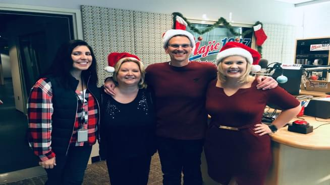 Christmas In May In Topeka? Hallmark Channel Says Yes!