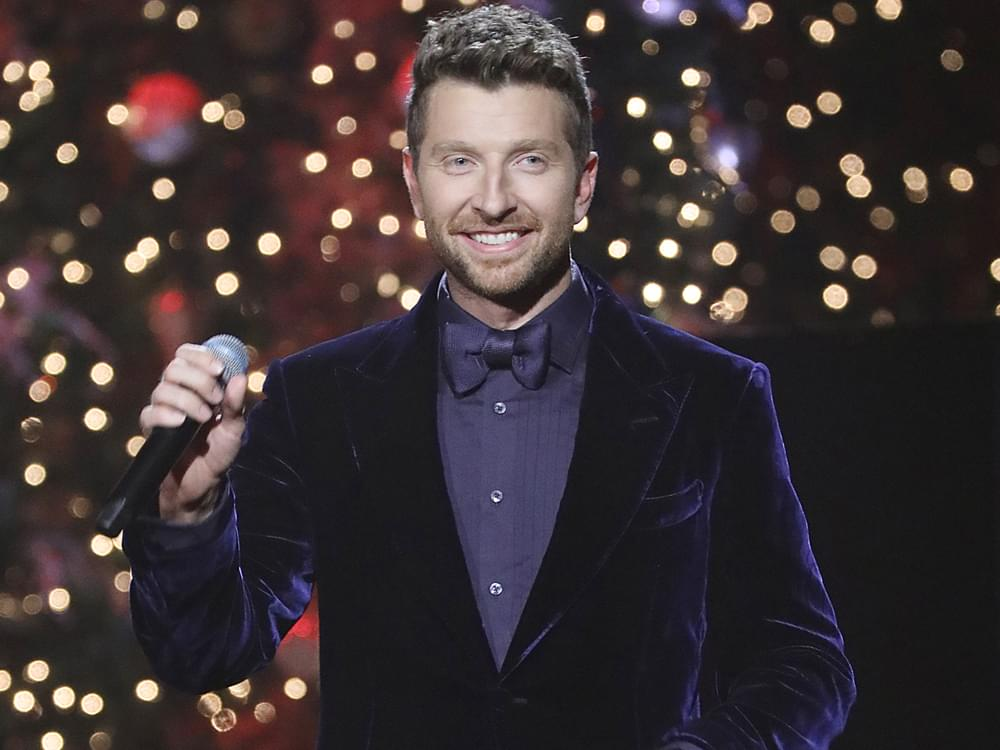 Brett Eldredge Announces 10-Date Holiday Tour
