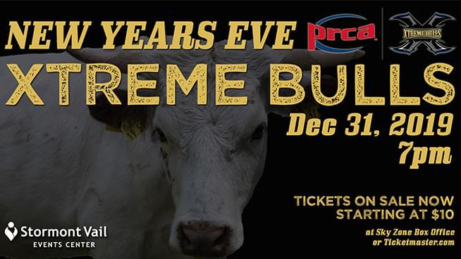 NYE Xtreme Bull Riding Event