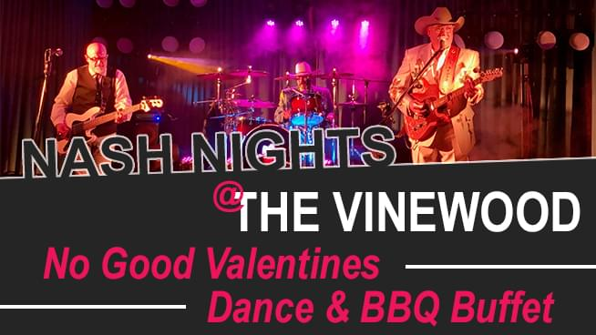 NASH NIGHTS- No Good Johnny at The Vinewood