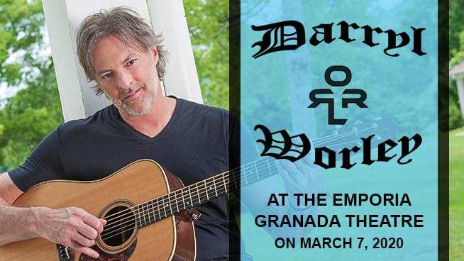 Darryl Worley Tickets Could be Yours!