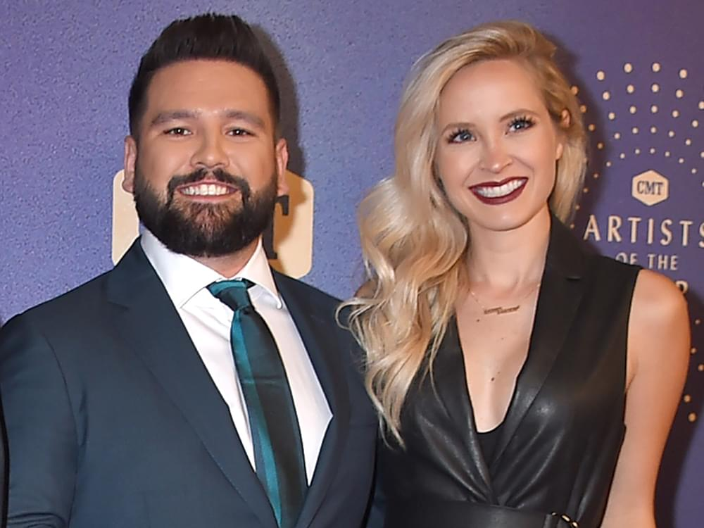 Dan + Shay's Shay Mooney and Wife Hannah Welcome 2nd Child