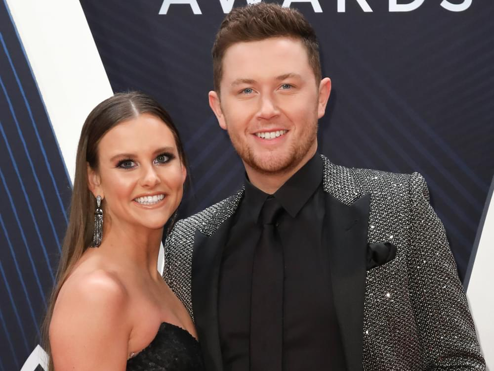 """Scotty McCreery's """"Amazing"""" Wife Helps Keep Things in Perspective: """"When I Hear About What She Sees as a Nurse, You Realize What's Important"""""""
