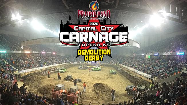 Capital City Carnage – Win a 4-pack!
