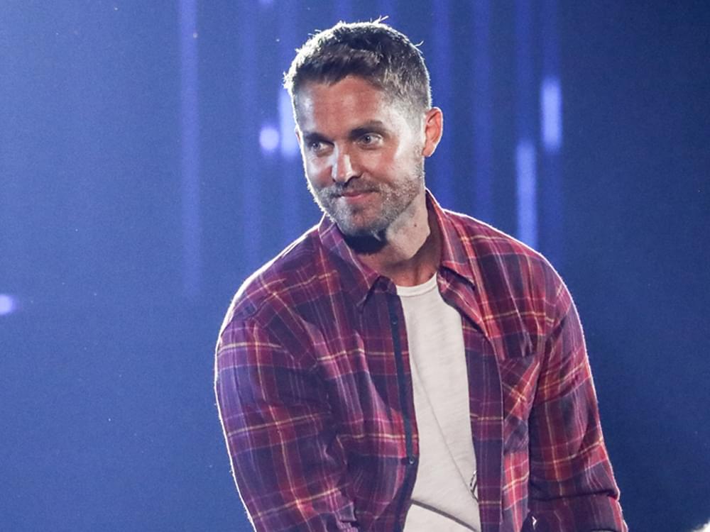 "Brett Young Releases Family-Inspired New Single, ""Lady"" [Listen]"