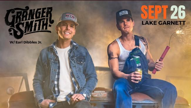 Granger Smith And Sawyer Brown Will Perform at Cornstock 2020
