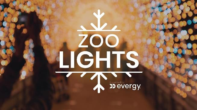 Holiday Lights Are Coming To The Topeka Zoo