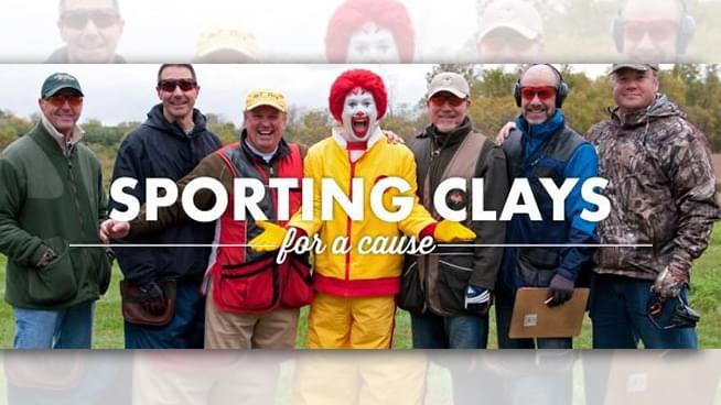 RMHC – Sporting Clays For A Cause – Oct. 10th