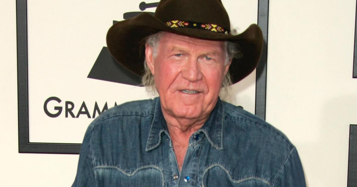Singer/Songwriter Billy Joe Shaver Dead at 81